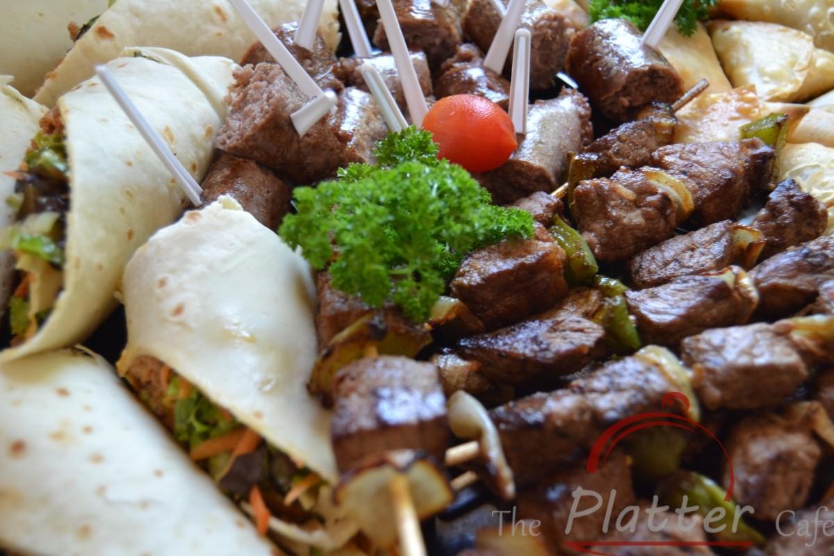 Beef Platter