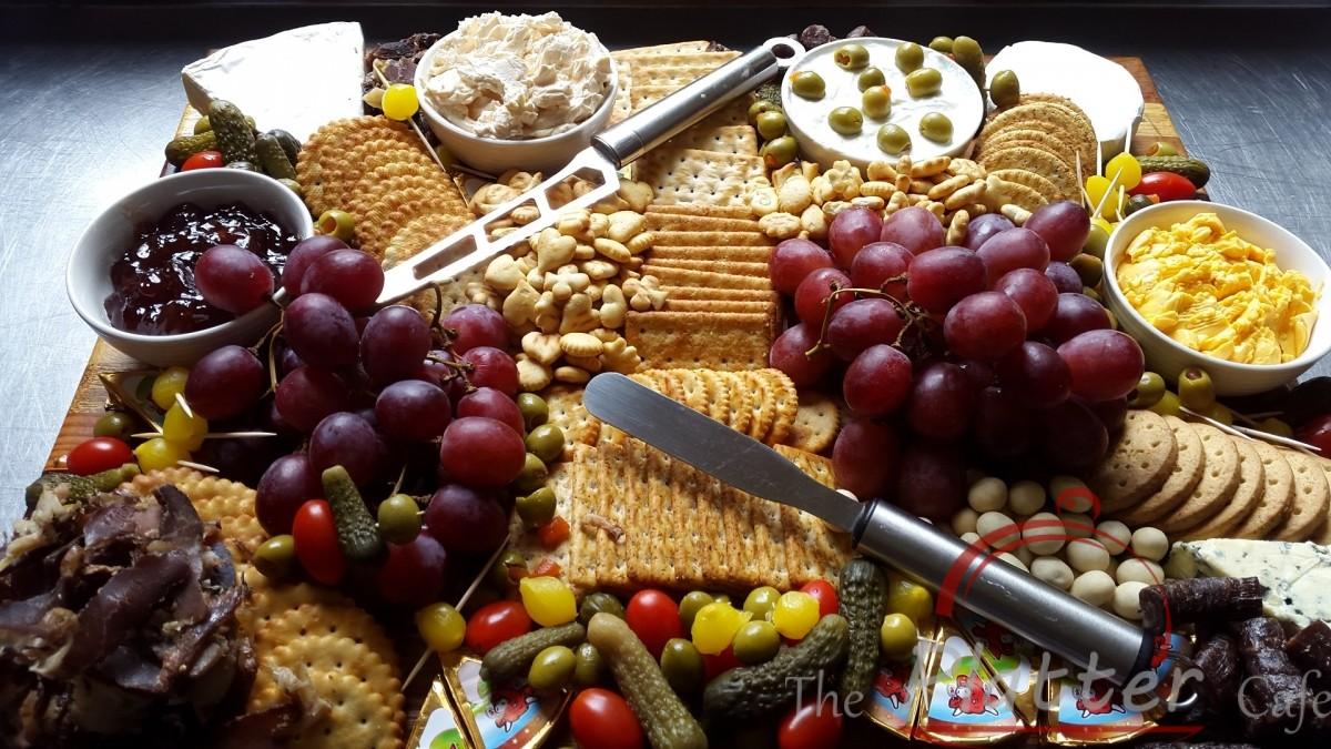 Executive Cheese Board