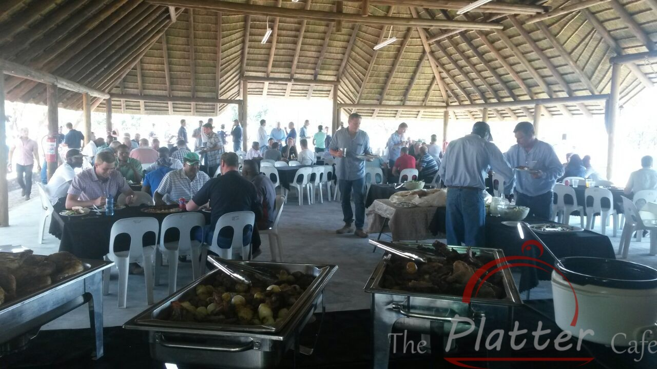 Year End Function - Spit Braai